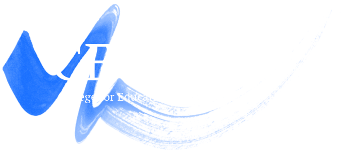 Art Therapy Courses, CECAT Logo and Paint Swish