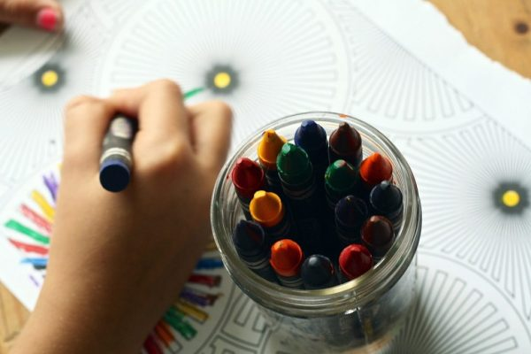 Art Therapy and Trauma Intervention for Children