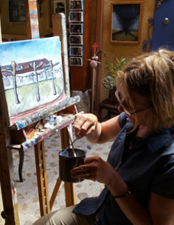 Alison M. Higgs, Art Therapy Directory