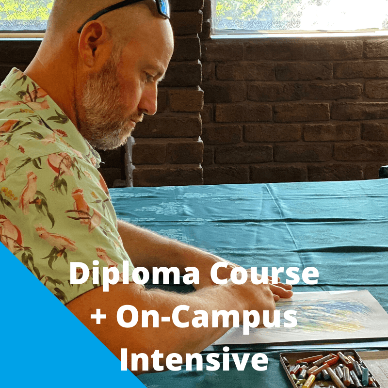 Art Therapy Courses, Diploma Course Plus Intensive Bundle
